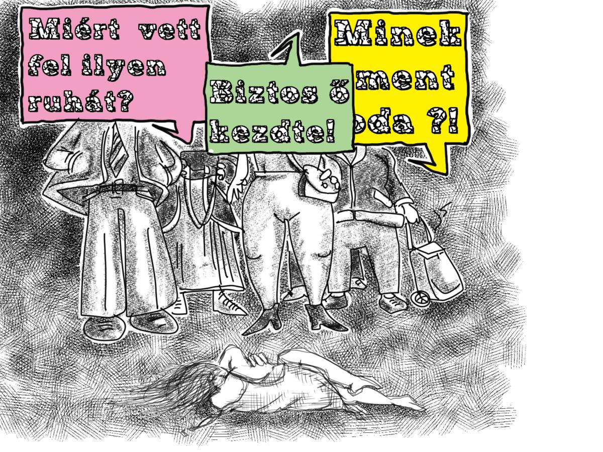 Áldozathibáztatás - kép